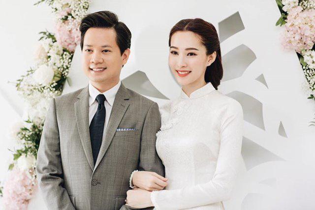 Không phải xanh hay đỏ, trắng mới là gam màu được nhiều mỹ nhân lựa chọn trong ngày cưới-9