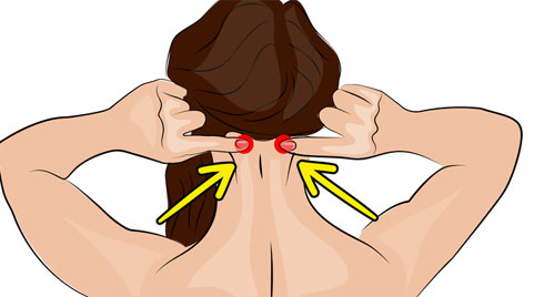 Liệu pháp giảm đau đầu  đơn giản không cần thuốc tây