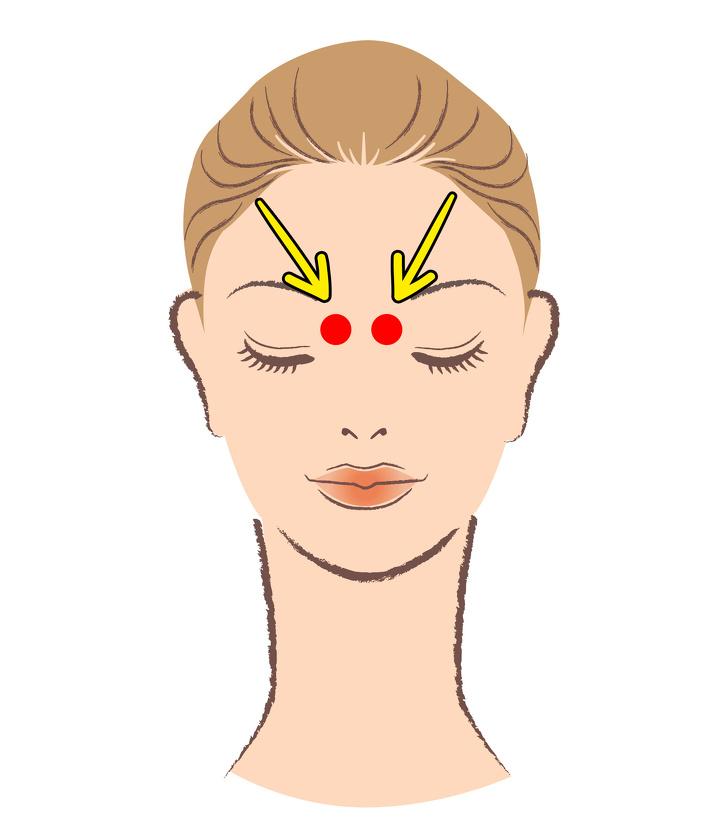 Liệu pháp giảm đau đầu  đơn giản không cần thuốc tây-9