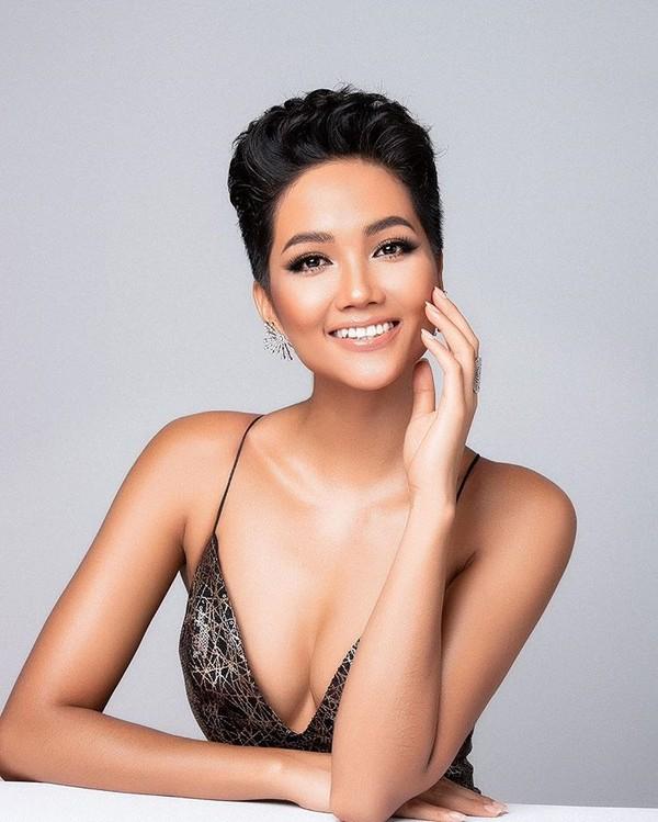 Vẻ đẹp của HHen Niê có gì xuất chúng để được vinh danh Hoa hậu đẹp nhất thế giới 2018?-3