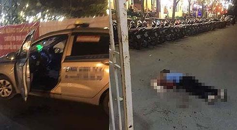 Tài xế taxi bị cứa cổ tử vong trước cửa sân vận động Mỹ Đình: Dòng trạng thái uối cùng trên  Facebook c