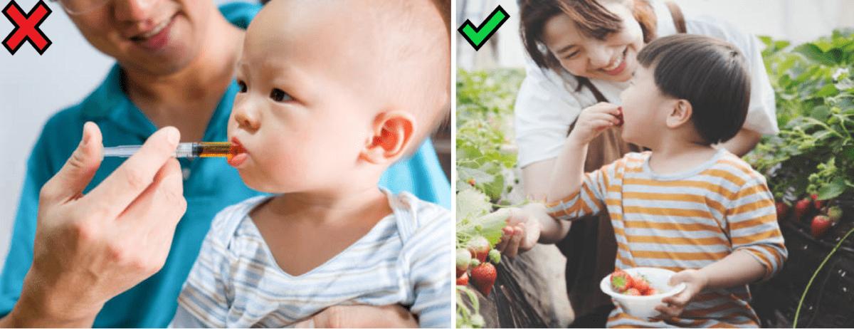 Những loại thực phẩm không tốt mà bố mẹ thường cho trẻ ăn-6