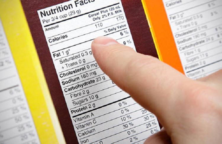 Lưu ý cần thiết đọc thành phần dinh dưỡng khi mua thực phẩm-2