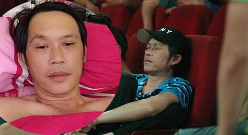 Hoài Linh ho triền miên, sức khỏe suy giảm khiến khán giả lo lắng