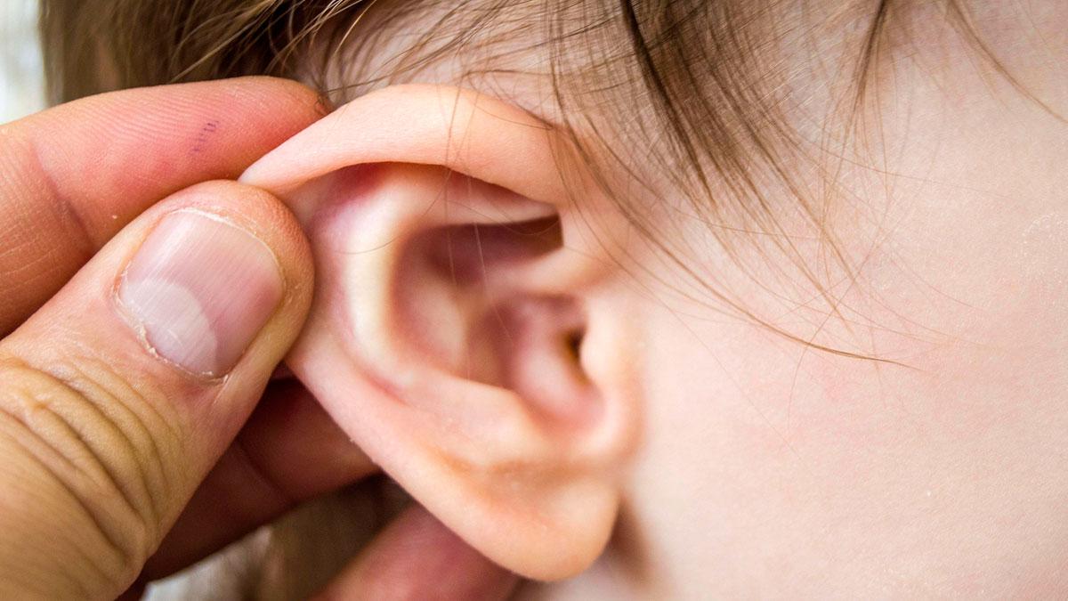 Thủng màng nhĩ ở trẻ em có phải là điều đáng lo?-1