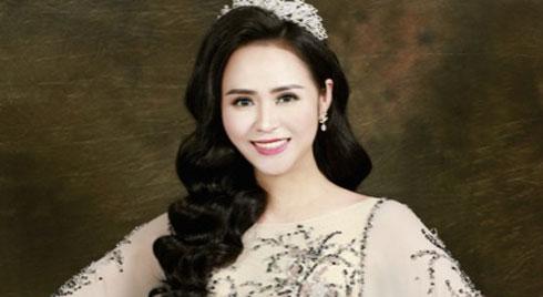 Nữ hoàng hoa hồng Bùi Thanh Hương đồng hành BGK Quốc tế của Queen of The Spa 2019