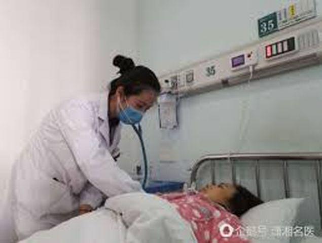 Người phụ nữ bị nhồi máu cơ tim chỉ vì ăn nhiều đồ chiên rán-2