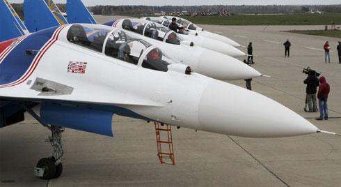 Chiến cơ quái thú Nga tới Việt Nam, chỉ hai từ 'cực đẹp'