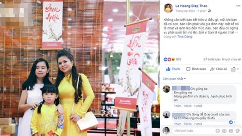 Động thái cực lạ của bà Lê Hoàng Diệp Thảo trước ngày xét xử ly hôn