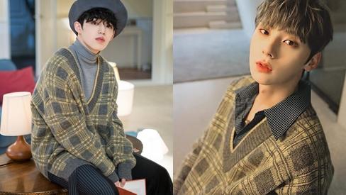 Xuất hiện thêm một item quốc dân: cùng 1 chiếc áo len nhưng tới 6 nam idol cùng mặc