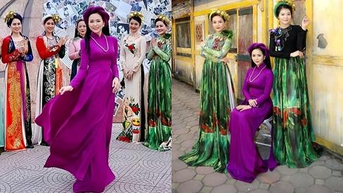 Ngắm trọn BST 'Như cánh vạc bay' của Nữ hoàng hoa hồng Bùi Thanh Hương trong đêm nhạc Trịnh Công Sơn