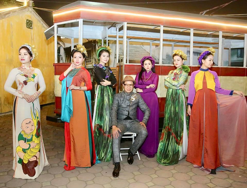 Ngắm trọn BST Như cánh vạc bay của Nữ hoàng hoa hồng Bùi Thanh Hương trong đêm nhạc Trịnh Công Sơn-5