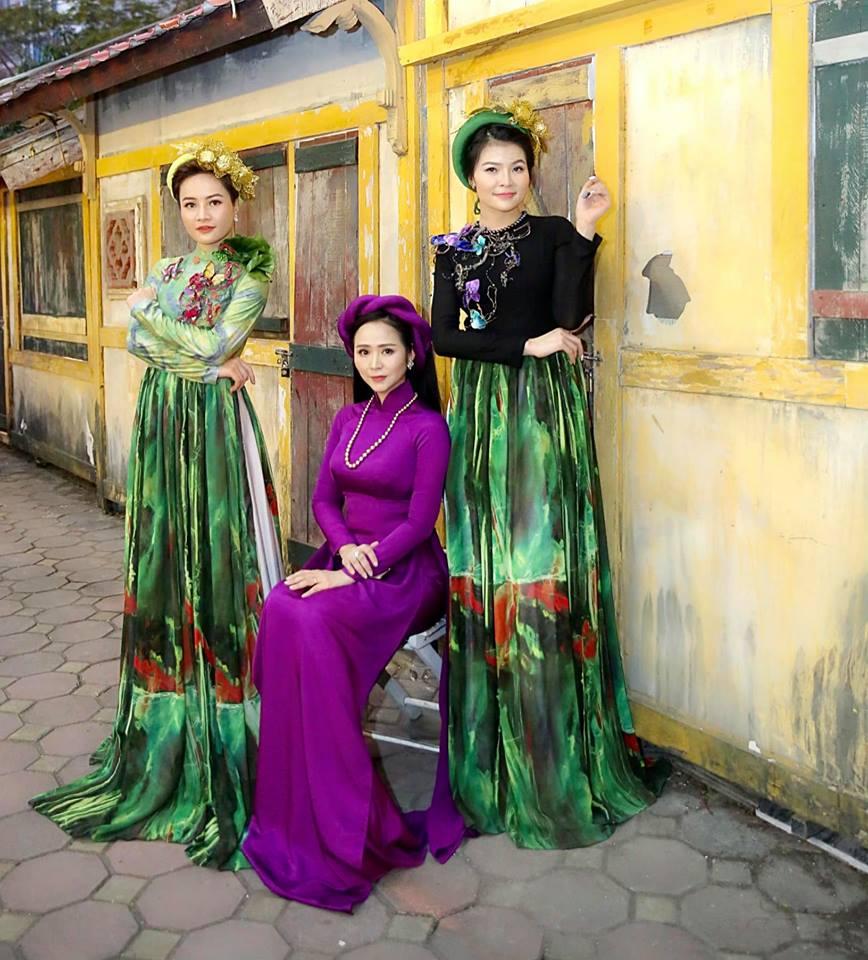Ngắm trọn BST Như cánh vạc bay của Nữ hoàng hoa hồng Bùi Thanh Hương trong đêm nhạc Trịnh Công Sơn-6