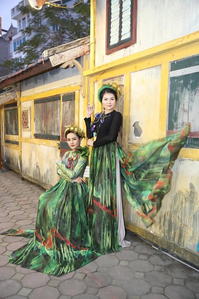 Ngắm trọn BST Như cánh vạc bay của Nữ hoàng hoa hồng Bùi Thanh Hương trong đêm nhạc Trịnh Công Sơn-8