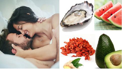 6 thói quen ăn uống gây hại đến sex