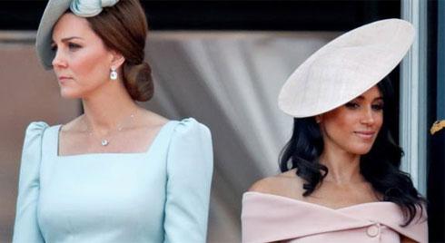 Lời cảnh báo cho Meghan: Ánh hào quang của cô sẽ dần tắt lịm, không thể sánh bằng chị dâu Kate vì lý do đơn giản này
