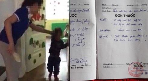 Xác minh thông tin cô giáo nhét chất bẩn vào vùng kín bé gái 5 tuổi ở Thái Nguyên