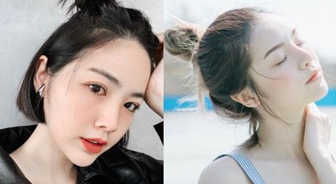 Vừa xinh trẻ lại mát lành còn giảm mụn đáng kể: Đây chính là kiểu tóc giúp chị em sống sót trong mùa hè tới