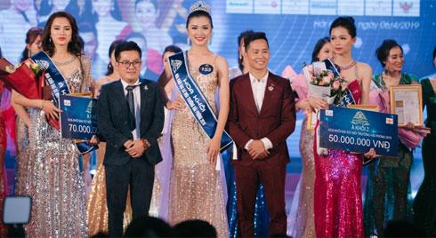 Ngôi vị á khôi đại sứ môi trường  Hải Phòng 2019 gọi tên Nguyễn Phương Hoa