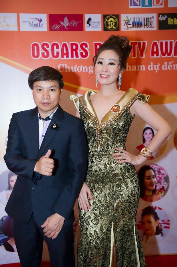 Doanh nhân Trần Thị Thanh Châu đăng quang Nữ hoàng ASEAN tại Oscars Beauty Awards 2019-8