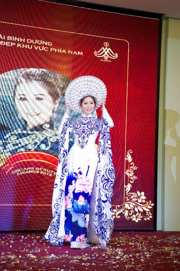 Doanh nhân Trần Thị Thanh Châu đăng quang Nữ hoàng ASEAN tại Oscars Beauty Awards 2019-3
