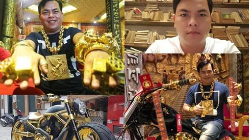 Phúc XO thừa nhận đeo toàn vàng giả, tất cả chỉ là 'làm màu' để đánh bóng tên tuổi