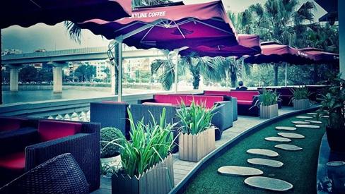 Skyline Coffee - khoảng trời thư thái giữa lòng Thủ đô