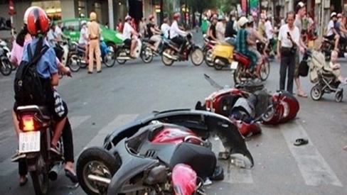 32 người thương vong vì tai nạn giao thông trong ngày đầu nghỉ lễ Giỗ Tổ