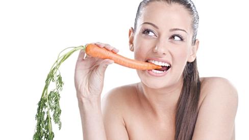 Những công dụng không tưởng của cà rốt
