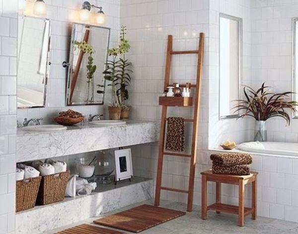 Mẹo biến nhà tắm thành nơi nghỉ dưỡng vừa thơm vừa sạch, chồng con thích mê-3