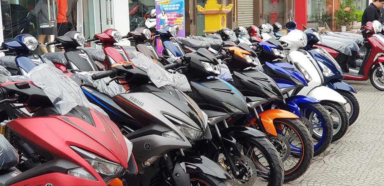 Giá xe máy tháng 4: Chênh cao nhất 17 triệu-3