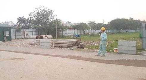 Cận dự án đường BT chưa động thổ, đất đối ứng đã rao bán