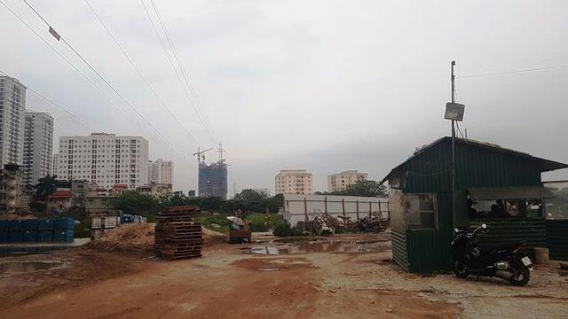 Cận dự án đường BT chưa động thổ, đất đối ứng đã rao bán-4