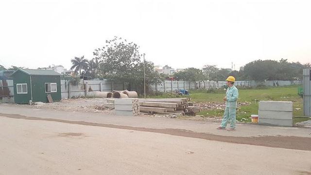 Cận dự án đường BT chưa động thổ, đất đối ứng đã rao bán-5