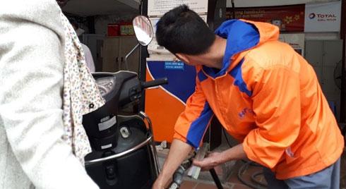 Hôm nay, giá xăng dầu tăng mạnh lần thứ 2 liên tiếp
