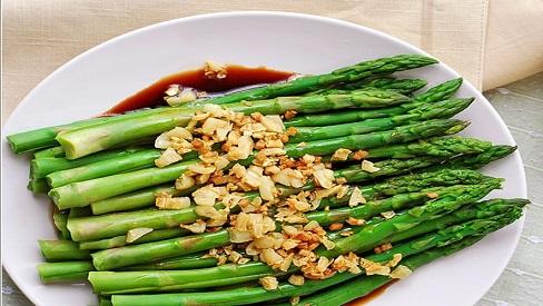 Măng tây - thực phẩm 'thượng hạng' giúp bạn giải quyết các vấn đề về sức khỏe