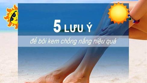 Nắng gắt trên 40 độ, cách chống nắng cho da ai cũng cần biết