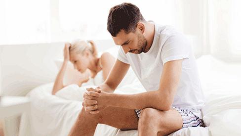 Thay đổi lối sống có thể cải thiện chứng rối loạn cương dương