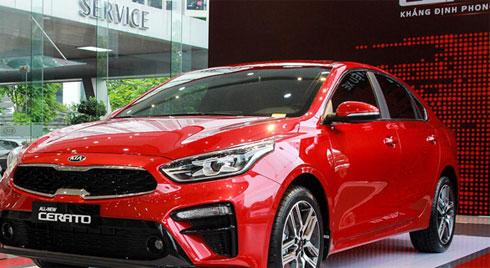 Những lựa chọn ô tô tầm giá 500-600 triệu đồng