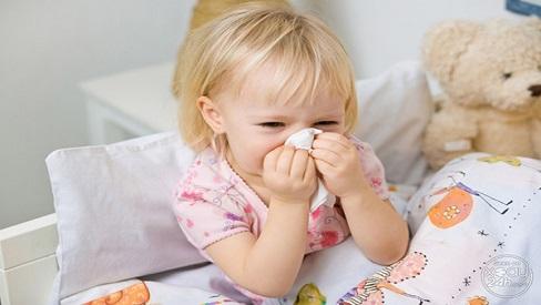 Chủ động ngăn chặn bệnh cúm tấn công trẻ em