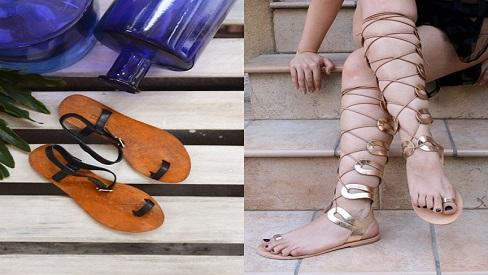 Vào mùa hè, chị em phải sắm ngay 5 mẫu giày dép này để vừa thoáng chân vừa cực trendy