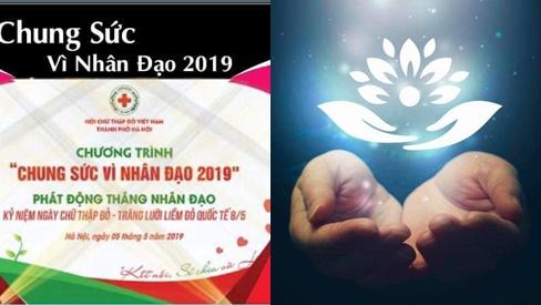 Quỹ Thiện nguyện Hành Trình Xanh NCB chung tay cùng Hội Chữ Thập Đỏ Thành phố Hà Nội thực hiện Tháng nhân đạo
