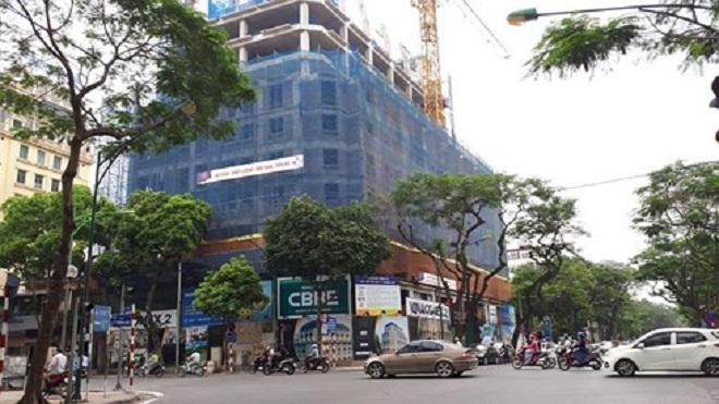 Chung cư đất vàng Hà Nội: Rao bán 43 tỷ một căn, đại gia cũng sốc-1