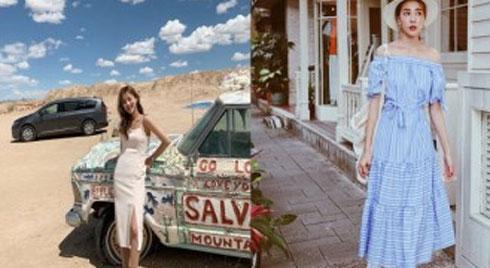 Mùa hè, các nàng nhất định phải điệu đà hết cỡ với 5 mẫu váy tuyệt xinh dưới đây