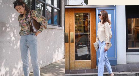 Nếu bạn muốn hướng đến phong cách thanh lịch, sang trọng thì không thể bỏ qua những mẫu quần jeans đình đám này