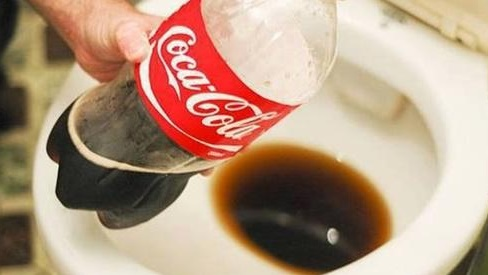 Đổ nước coca vào bồn cầu ai cũng phản đối, qua một đêm mọi người trầm trồ khi thấy điều bất ngờ