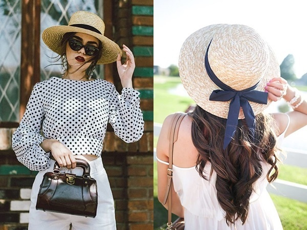 5 kiểu mũ nhất định phải có trong tủ đồ để ngày hè thêm rực rỡ-4