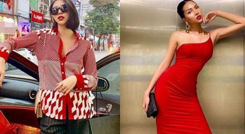 Không chỉ bốc lửa với bikini, 'người tình' Kỳ Duyên còn mặc đẹp loại đồ này khiến fan mê đắm