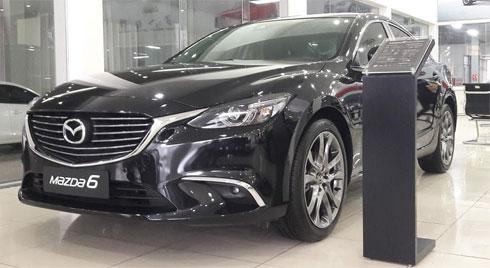 Đánh giá sơ bộ xe Mazda 6 2019