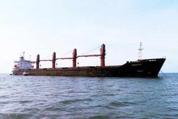 Triều Tiên đòi thả tàu khủng, chỉ trích Mỹ bội ước-1